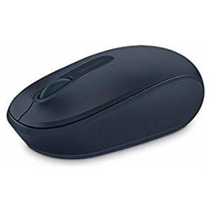 עכבר אלחוטי נייד Microsoft 1850 צבע כחול