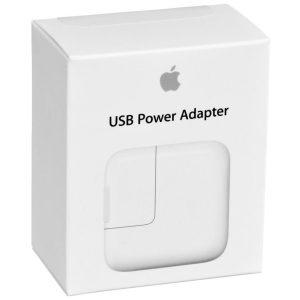 מטען קיר Apple iPhone 12W USB