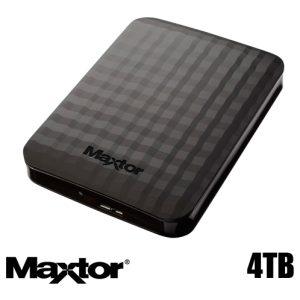דיסק קשיח חיצוני Maxtor M3 Portable 4TB