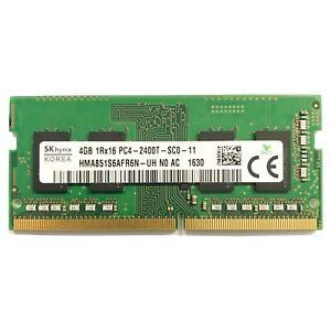 זיכרון למחשב נייד Hynix 8GB DDR4 SO-DIMM 2400MHz