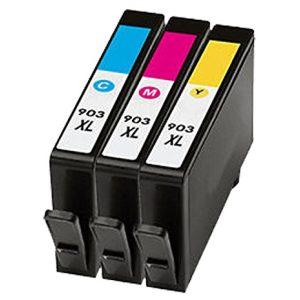 ראש דיו מקורי (3 צבעים) HP 903XL
