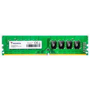 זכרון למחשב ADATA DDR4 U-DIMM 4GB 2400MHz