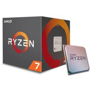מעבד למחשב  AMD Ryzen 7 1700X AM4 Box