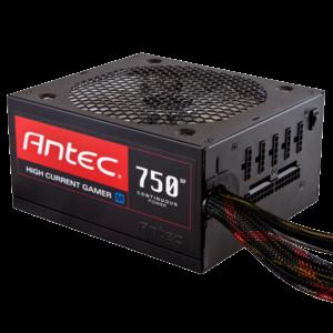 ספק כוח Antec HCG-750M EC 80plus Bronze Modular 750W 13.5CM