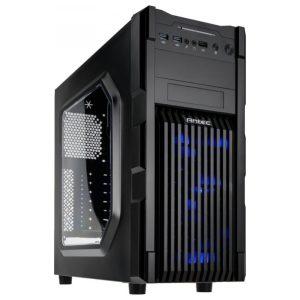 מארז ללא ספק Antec GX200 Blue