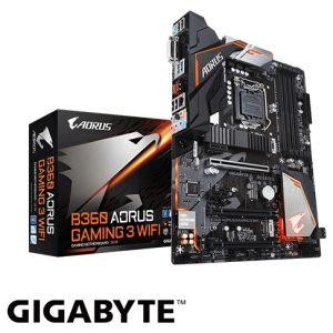 לוח אם Gigabyte B360 Aorus Gaming 3 WIFI ATX