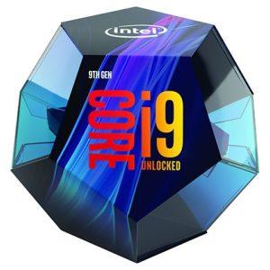 מעבד אינטל Intel Core i9 9900K 3.6Ghz 16MB Cache s1151v2 - Box
