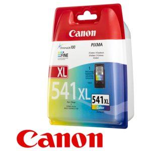 ראש דיו מקורי Canon צבעוני CL-541XL