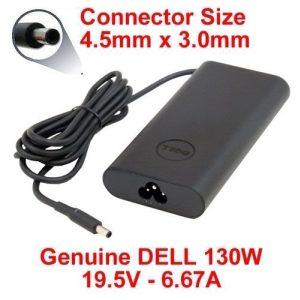 מטען מקורי למחשב נייד Dell 19.5V 6.7A 130W