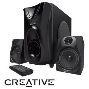 רמקולים למחשב Creative SBS E2400 2.1