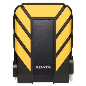 דיסק קשיח חיצוני ADATA HD710 Pro External HD 2TB IP68 Yellow