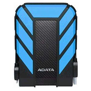דיסק קשיח חיצוני ADATA HD710 Pro External HD 2TB IP68 Blue