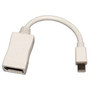 מתאם מחיבור Mini Display Port זכר לחיבור Display Port נקבה