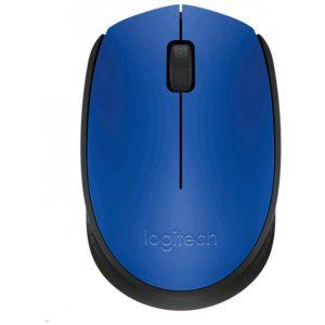 עכבר אלחוטי Logitech M171 Retail - צבע כחול
