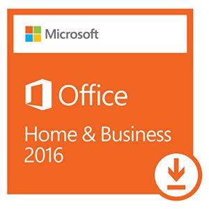 אופיס Microsoft Office 2016 Home & Business English Retail