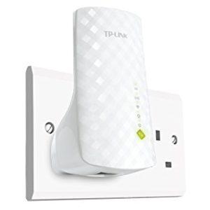 מגדיל טווח TP-Link RE200 AC750 802.11ac Dual band 750Mbps