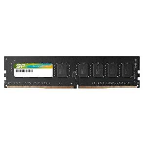 זיכרון למחשב Silicon Power DIMM 4GB DDR4 2400Mhz