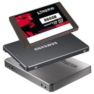 כוננים SSD