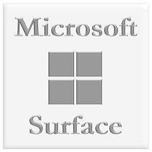 מטענים מקורים Microsoft Surface