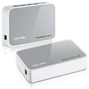 מתג Switch TP-Link TL-SF1005D 5 Ports 10/100Mbps