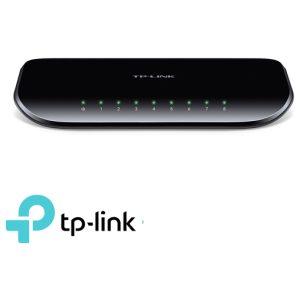 מתג TP-Link TL-SG1008D 8 Ports 10/100/1000Mbps Switch