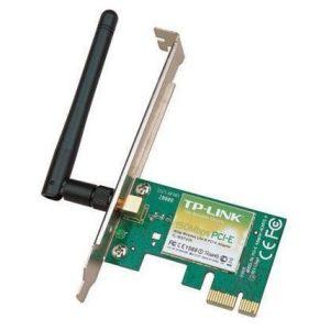 כרטיס רשת אלחוטי TP-Link TL-WN781ND nLITE N PCI Express 150Mbps