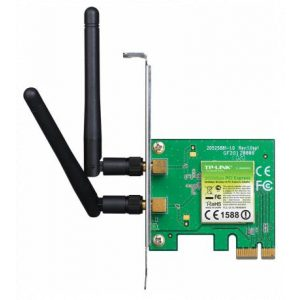 כרטיס רשת אלחוטי TP-Link TL-WN881ND nMax N PCI Express 300Mbps
