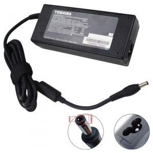 מטען מקורי למחשב נייד Toshiba 19V 6.32A 120W
