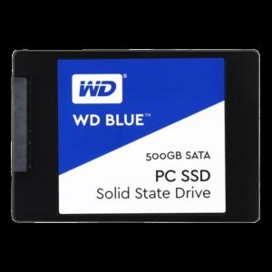 כונן קשיח Western Digital Blue WDS500G2B0A 500GB SSD