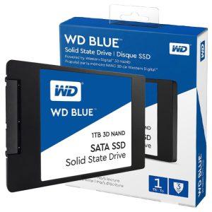 כונן קשיח Western Digital Blue 1TB 2.5'' SSD