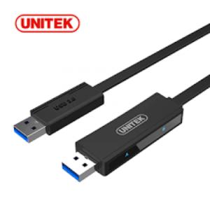 כבל להעברת מידע בין 2 מחשבים UNITEC USB 3.0