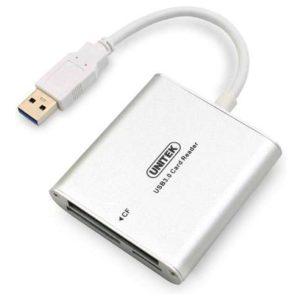קורא כרטיסים Unitek Y-9313 USB3.0 Multi In One