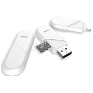 קורא כרטיסים Unitek (Y-9323) USB3.0 Type-C/A Micro SD