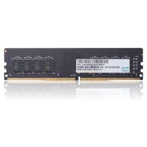 זכרון למחשב Apacer 16gb DDR4 2400mhz