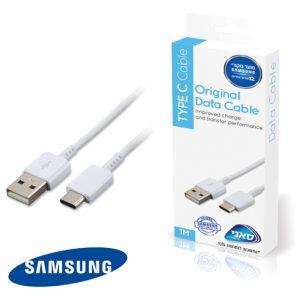 כבל USB ל Type-C מקורי באורך כ1 מטר Samsung