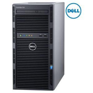 שרת Dell Power Edge T130 E3-1220V6
