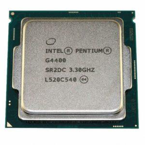 מעבד אינטל Intel Pentium G4400 3.3Ghz 3MB Cache s1151 - Tray