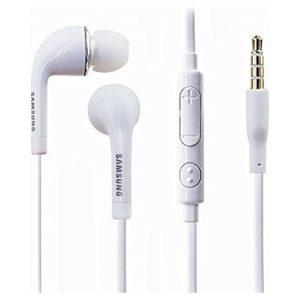 אוזניות In-ear מקוריות של SAMSUNG עם בקר שליטה ומיקרופון למכשירי גלקסי