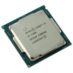 מעבד אינטל Intel Core i5 7400 3.0Ghz 6MB Cache s1151 - Tray