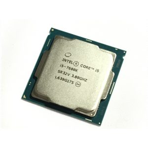 מעבד אינטל Intel Core i5 7600K 3.8Ghz 6MB Cache s1151 - Tray