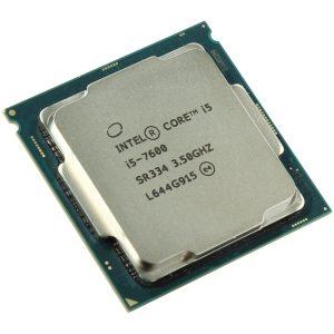 מעבד אינטל Intel Core i5 7600 3.5Ghz 6MB Cache s1151 - Tray