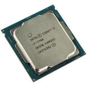 מעבד אינטל Intel Core i7 7700 3.6Ghz 8MB Cache s1151 - Tray