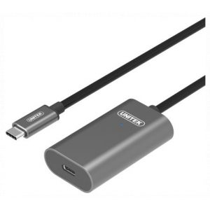 כבל מאריך אקטיבי USB3.1 Gen1 Type-C באורך 5 מטרים Unitek U305A
