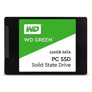 כונן קשיח Western Digital Green WDS120G2G0A 120GB 2.5'' SSD