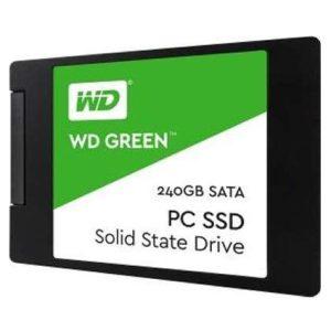 כונן קשיח Western Digital Green WDS240G2G0A 240GB 2.5'' SSD