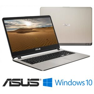 מחשב נייד -  Asus Laptop X507UA i3/256ssd/8Gb/win10 - זהב