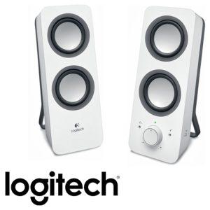 רמקולים למחשב Logitech Z200 2.0